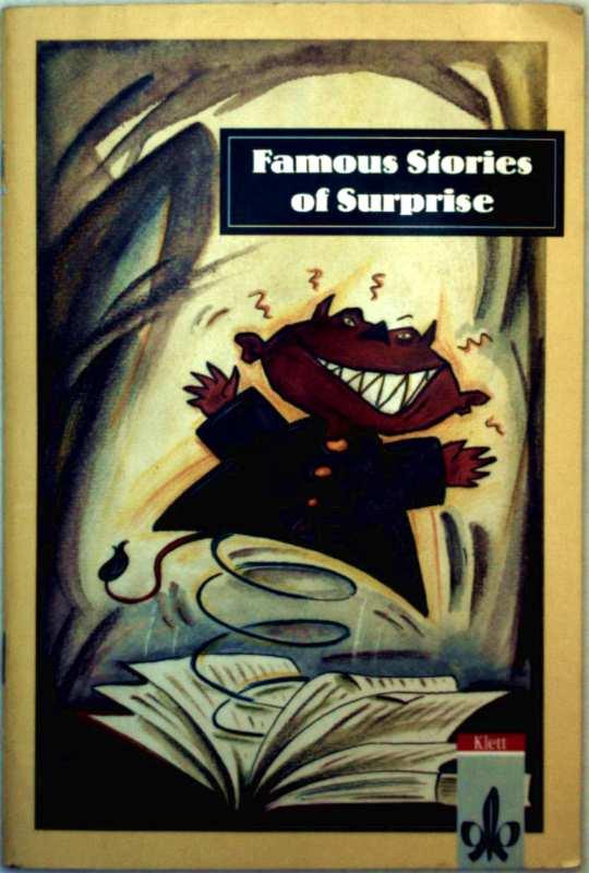 Famous Stories of Surprise (literarische Lektüren für die Sekundarstufe II)