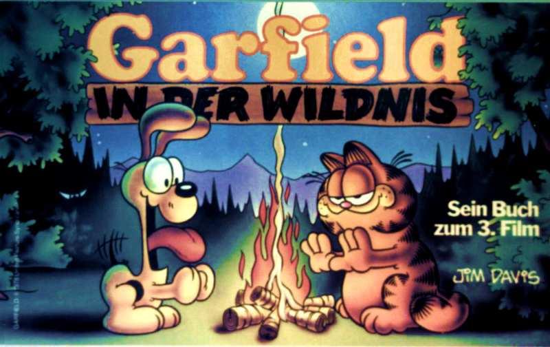 Garfield in der Wildnis - Seinbuch zum 3. Film - Jim Davis