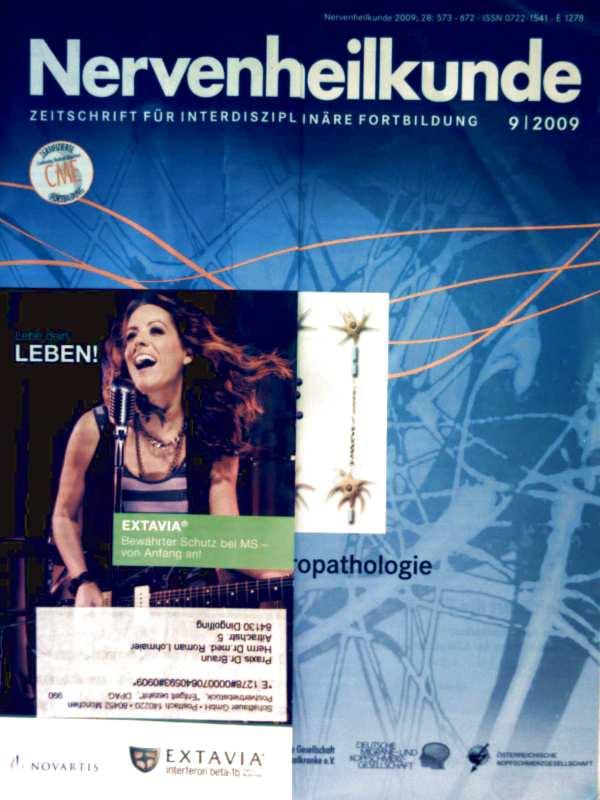 Nervenheilkunde 2009, 09 Neuropathologie