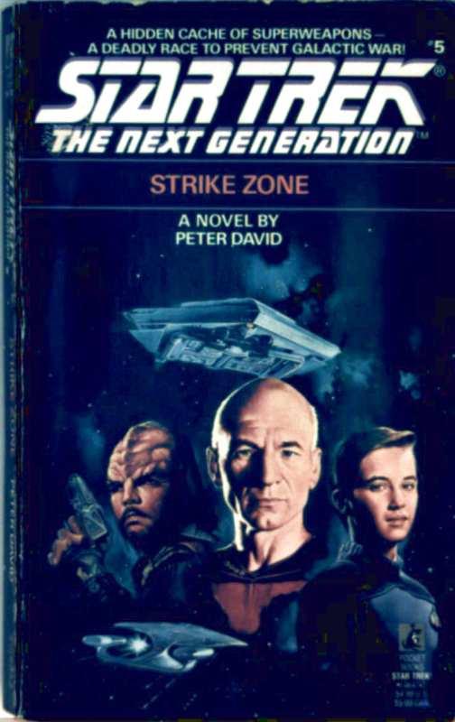 Star Trek, The next Generation - Strike Zone