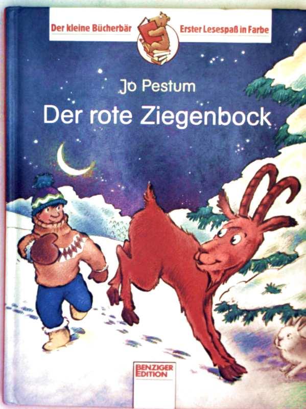 Der rote Ziegenbock (der kleine Bücherbär - erste Lesespaß in Farbe)