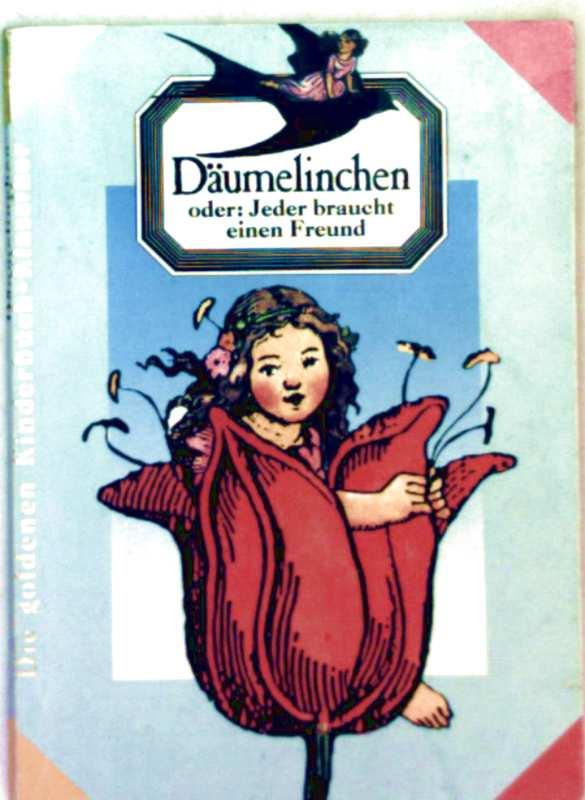Domino Verlag (Hrg.): Däumelinchen oder: jeder braucht einen Freund (die goldenen Kinderbuch-Klassiker - schwarz-weiß illustriert)