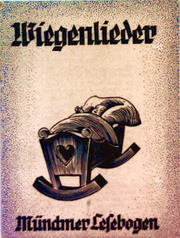 Wiegenlieder - Münchner Leserbogen Nr. 27