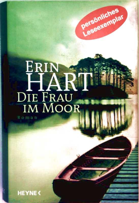 Erin Hart: Die Frau im Moor (Leseexemplar)