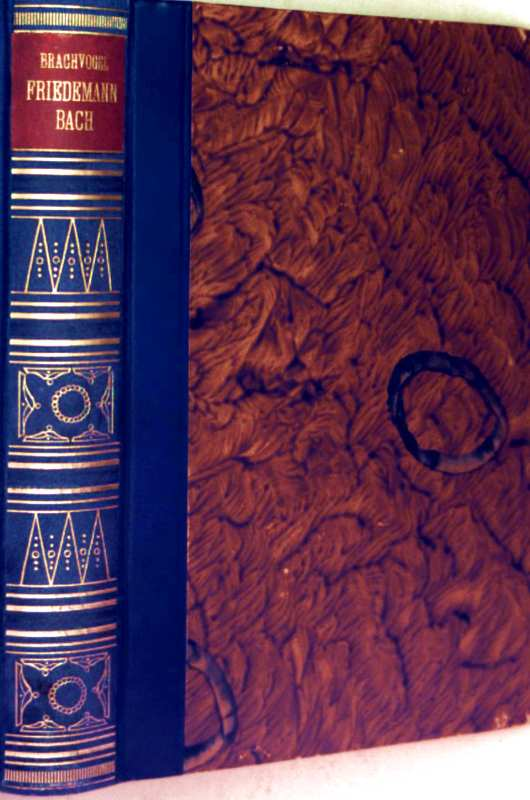 Friedemann Bach - kulturhistorischer Roman, vollständige Ausgabe