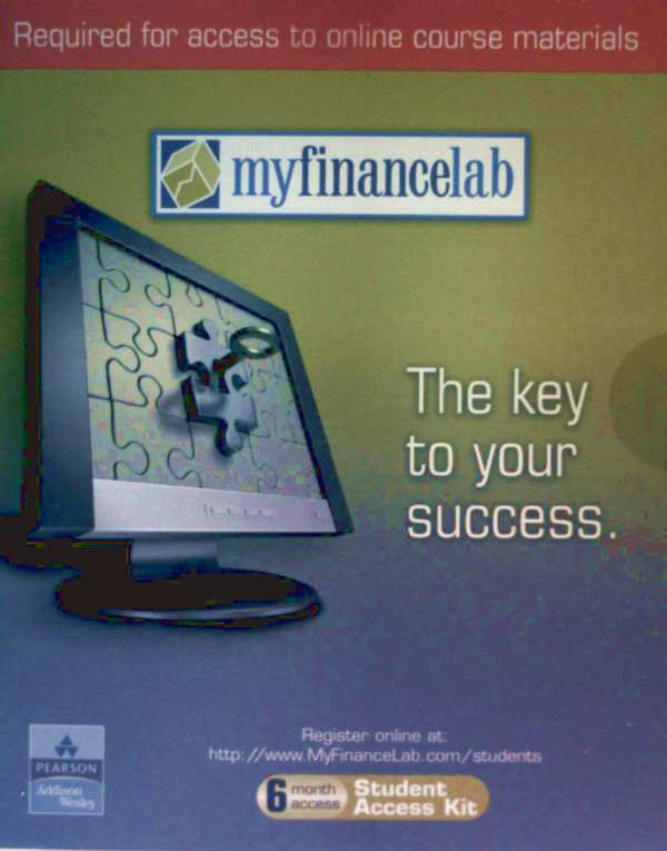 The key to your success - Required for access to online course materials