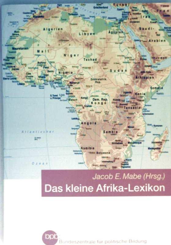 Jacob E. Mabe (Hrg.): Das kleine Afrika-Lexikon