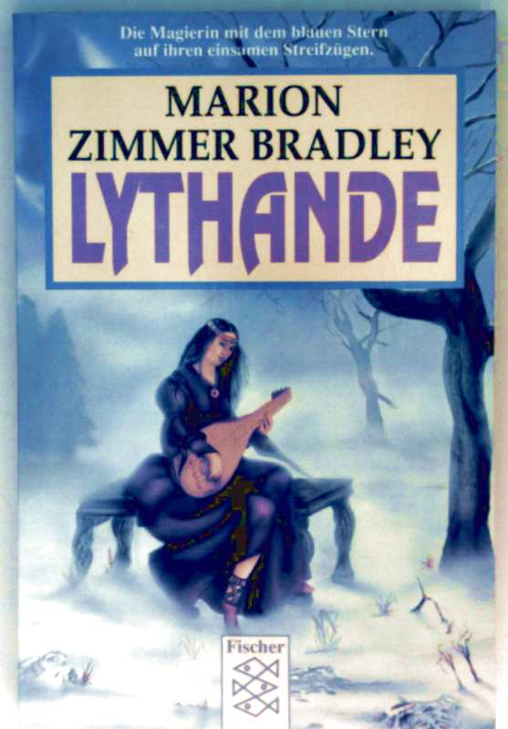 Lythande (Die Magierin mit dem blauen Stein auf ihren einsamen Streifzügen)