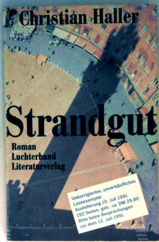 Strandgut - Roman