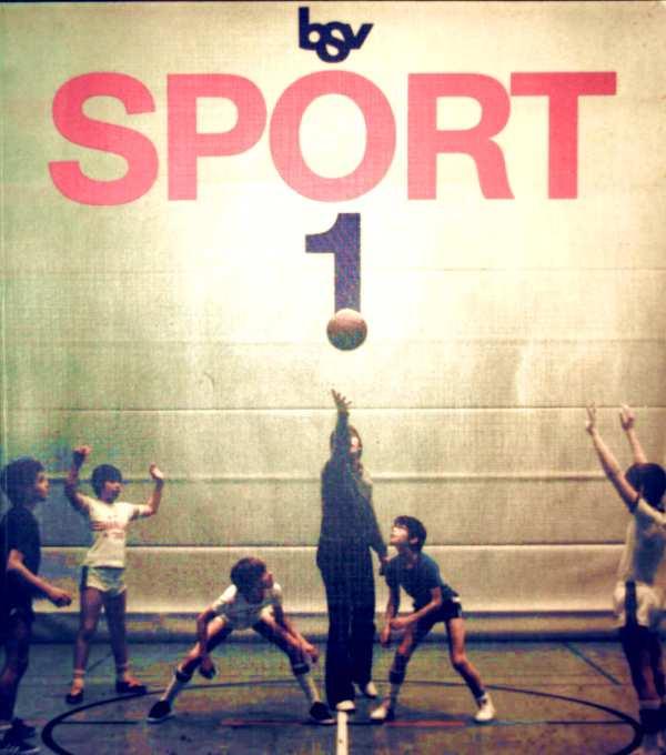 BSV Sport 1, Schülerbuch