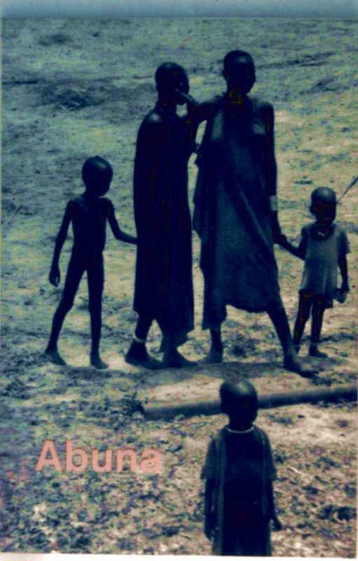 Abuna - Streiflichter aus dem Leben und Werk Daniel Combonis dem Bahnbrecher afrikanischen Mission