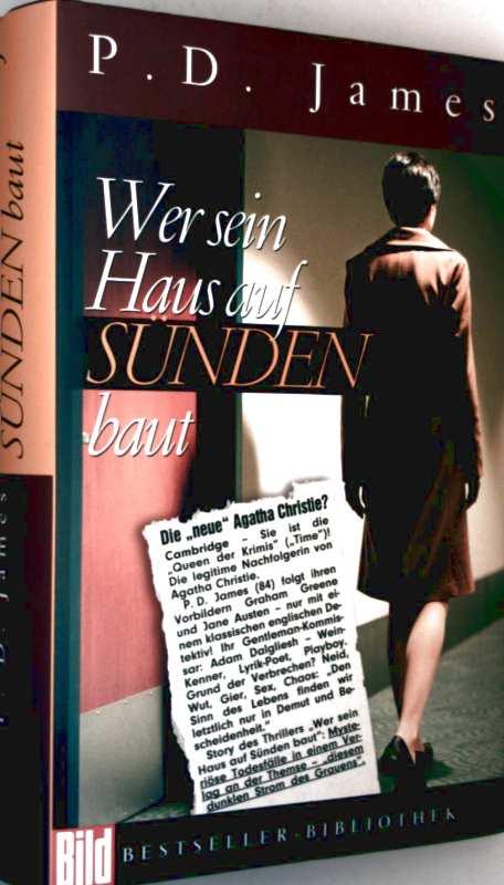 Wer sein Haus auf Sünden baut (Bild Bestseller-Bibliothek Bd. 22)