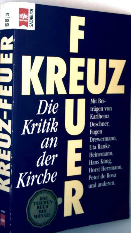 Beate Kuckertz (Hrg.): Kreuz-Feuer - die Kritik an der Kirche