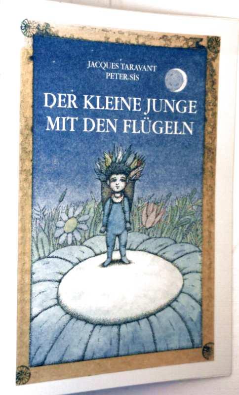 Der kleine Junge mit den Flügeln - Sonderausgabe für die Freunde der Deutschen Krebsgesellschaft (farbig illustriert)