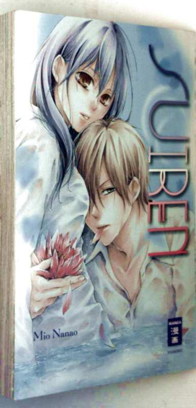 Suiren (Romance - Egmont Manga)