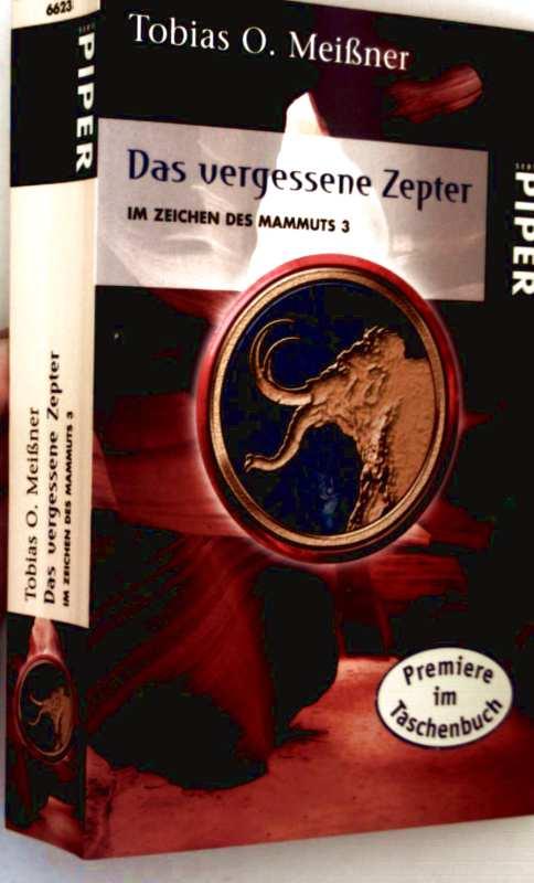 Das vergessener Zepter - Im Zeichen des Mammut, Bd. 3