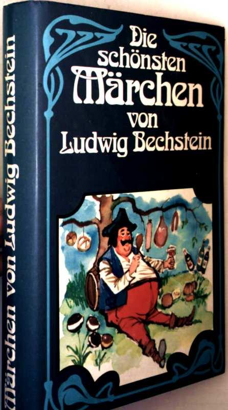 Die schönsten Märchen von Ludwig Bechstein (schwarz-weiß illustriert)