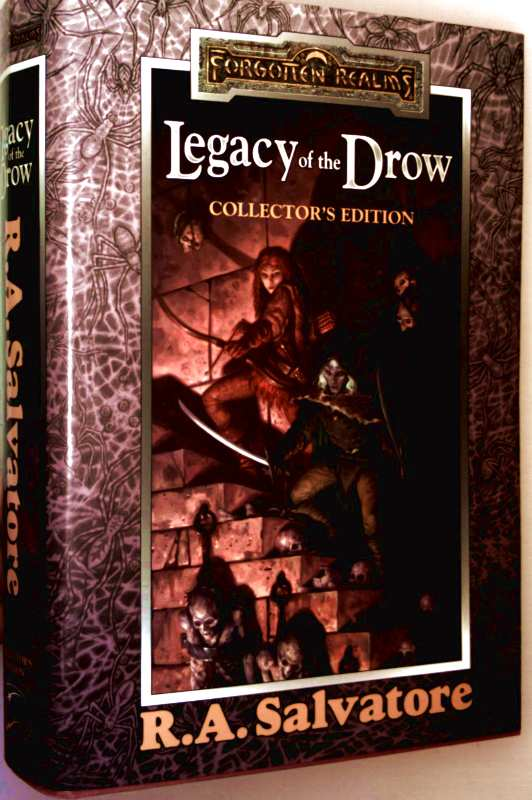 Forgotten Realins - Legacy of the Drow (Collector