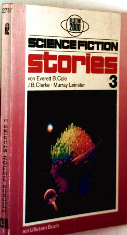 Sciencefiction Stories 3 (Ullstein 2000)