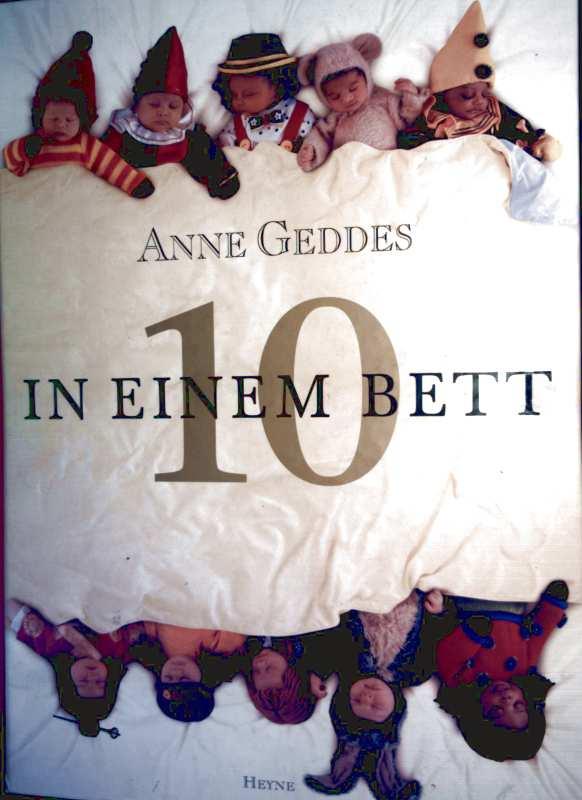10 in einem Bett