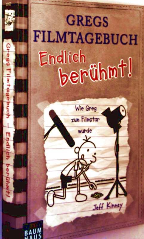 Gregs Filmtagebuch - Endlich berühmt!, Wie Greg zum Filmstar wurde