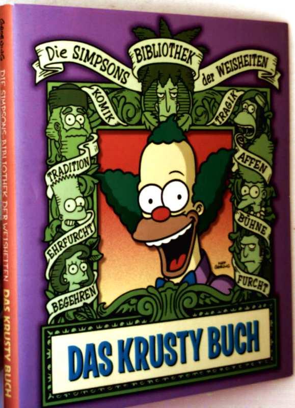 Das Krusty Buch (Die Simpsons Bibliothek der Weisheiten)