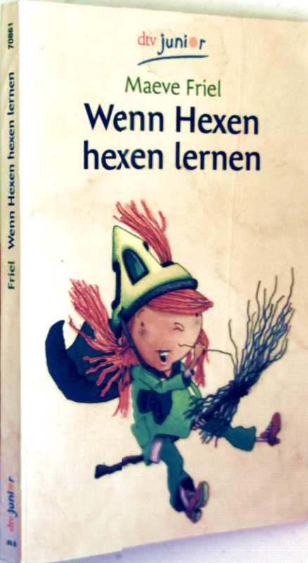 Wenn Hexen hexen lernen (dtv junior - schwarzweiß illustriert)