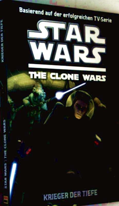Star Wars, The Clone Wars - Krieger der Tiefe