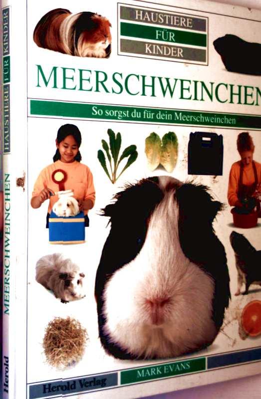 Meerschweinchen - So sorgst du für dein Meerschweinchen (Haustiere für Kinder)
