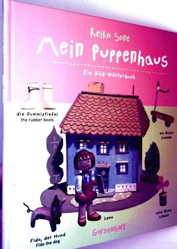 Mein Puppenhaus - ein Bild-Wörterbuch