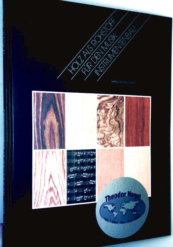 Holz als Rohstoff für den Musikinstrumentenbau