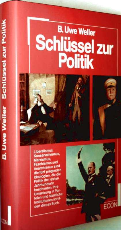 Schlüssel zur Politik - Liberalismus, Konservativismus, Marxismus, Faschismus und Anarchismus sind die fünf prägenden Ideologien, die die Politik der letzten Jahrhunderte bestimmten