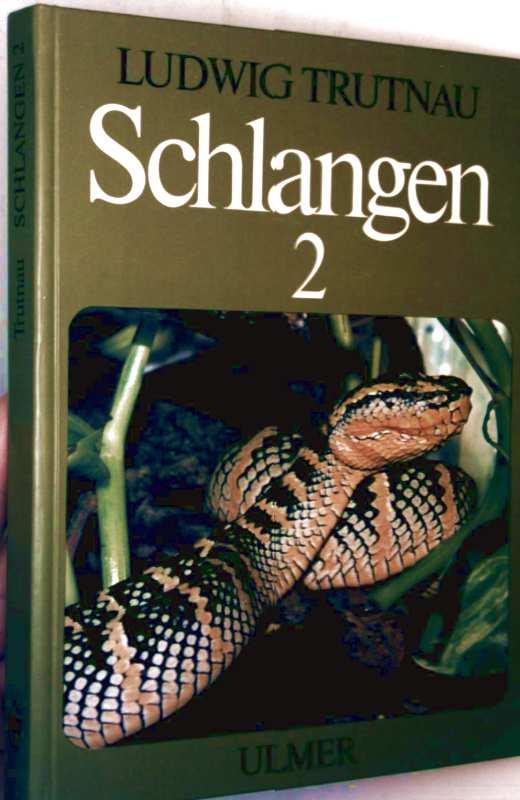 Schlangen, Haltung, Pflege und Zucht -  Bd. 2: Giftschlangen
