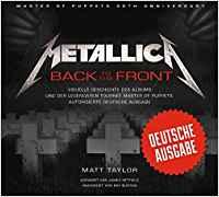 Metallica: Back to the Front (Deutsche Ausgabe)