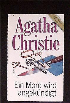 Ein Mord wird angekündigt (Christie-Jubiläums-Edition)