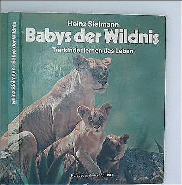 Babys der Wildnis - Tierkinder lernen das Leben