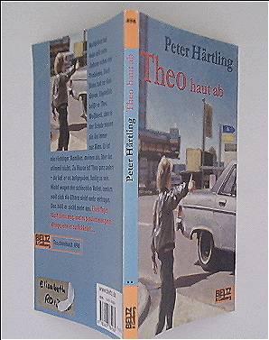 Theo haut ab: Roman für Kinder