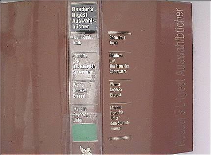 Toxin, Das Haus der Schwestern, Everest, Unter dem Sternenhimmel (Readers Digest Auswahlbücher)