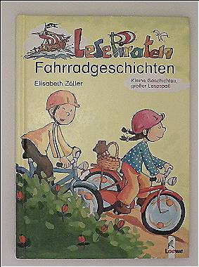 Lesepiraten-Fahrradgeschichten