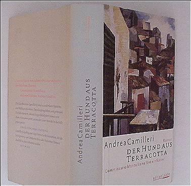 Der Hund aus Terracotta: Commissario Montalbano löst ein Rätsel. Roman (Edition Lübbe)