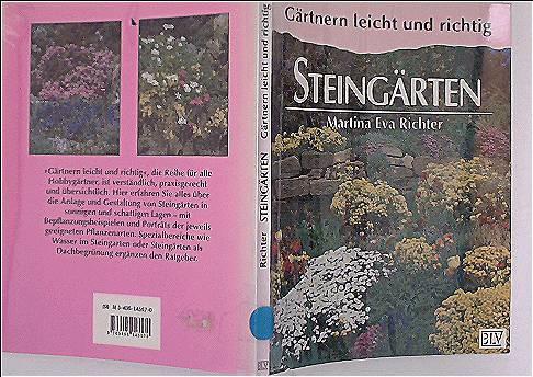 Steingärten - Gärtnern leicht und richtig