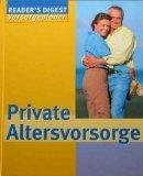 Private Altersvorsorge. Readers Digest Vorsorgeplaner