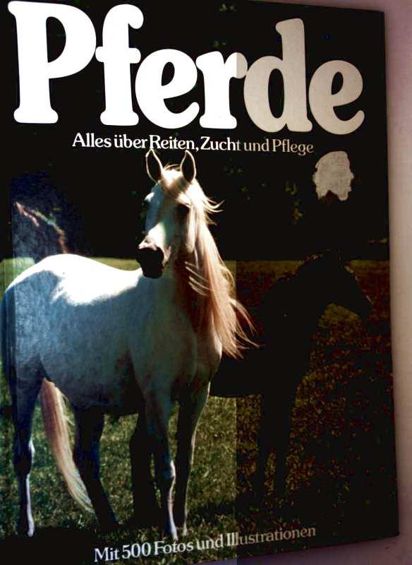Pferde - Alles über Reiten, Zucht und Pflege - Die wichtigsten Rassen - mit 500 Fotos und Illustrationen