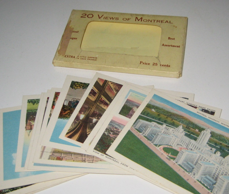 20 Views of Montreal. Latest Designs - Best Assortment.