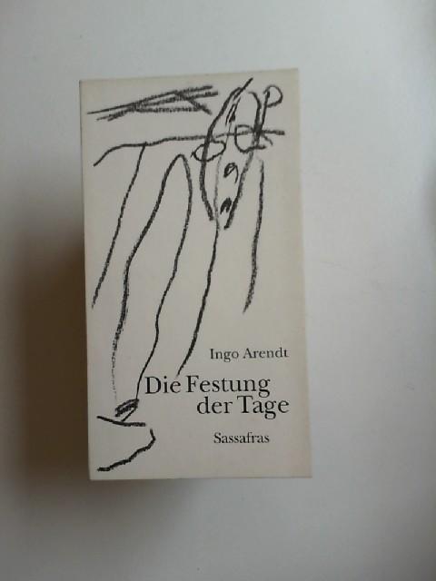 Die Festung der Tage. Erzählungen.