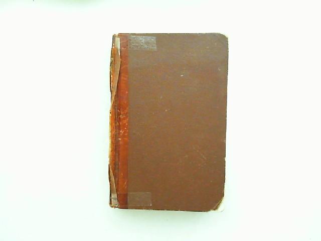 Joseph Kerkhovens dritte Existenz. Das letzte grosse Werk des Dichters. Erstausgabe (Wilpert-Gühring 58)