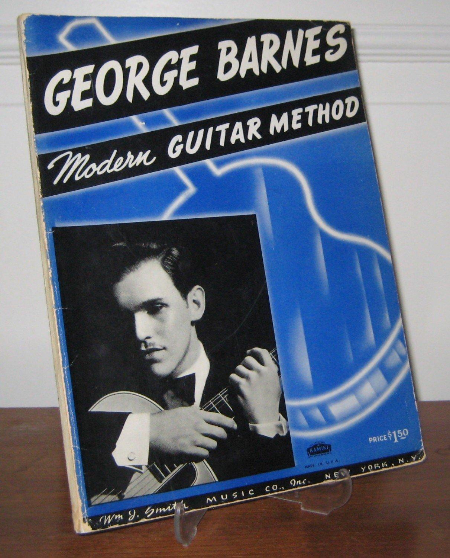 Modern Guitar Method. Aufl.: o.A.