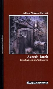 Azreds Buch - Alban Nikolai Herbst