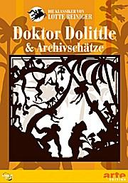 Doktor Dolittle & andere Archivschätze (2 DVDs) - Lotte Reiniger