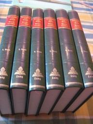 Briefwechsel zwischen Barnhagen und Rahel  6 Bände (komplette Ausgabe) - Barnhagen's, von Ense